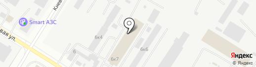 Росэксперт на карте Нефтеюганска