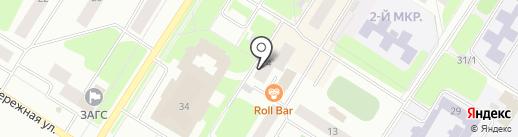 КБ Кольцо Урала на карте Нефтеюганска