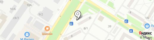 Renee M на карте Нефтеюганска