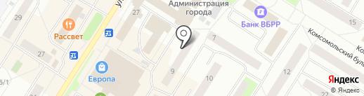 АУДИТ КЛУБ на карте Нефтеюганска