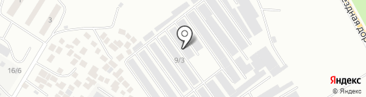АвтоDiag на карте Нефтеюганска