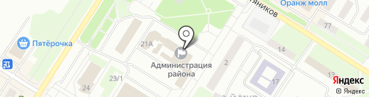 СуперБомба на карте Нефтеюганска