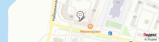 ОртоСалон на карте Нефтеюганска