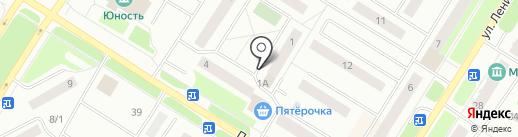 Арт мастер на карте Нефтеюганска