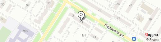 Виктория, ТСЖ на карте Нефтеюганска