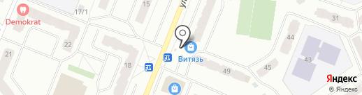 Пив & Ко на карте Нефтеюганска