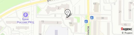ZooVET на карте Нефтеюганска