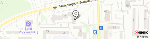 ДНС на карте Нефтеюганска