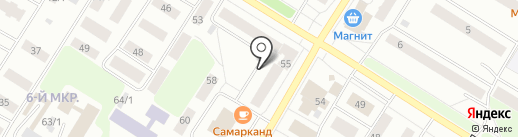 OZON.ru на карте Нефтеюганска