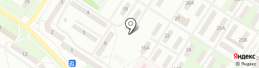 Турин-НК на карте Нефтеюганска