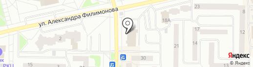 Fortuna-ДНС на карте Нефтеюганска
