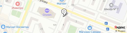 Северное агентство недвижимости на карте Нефтеюганска
