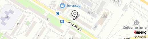 Мастерская по ремонту одежды и обуви на карте Нефтеюганска
