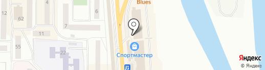 Alexander на карте Нефтеюганска