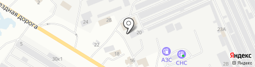 Бизнес Сэфети на карте Нефтеюганска