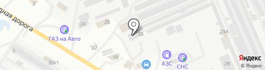 Магазин на карте Нефтеюганска