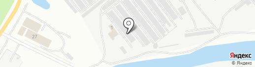 AutoSpa на карте Нефтеюганска