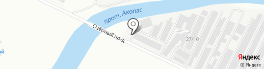 Центр арт-тюнинга на карте Нефтеюганска