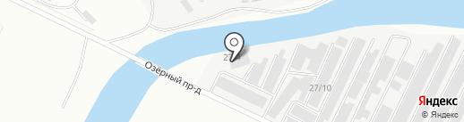 proАВТО 86rus на карте Нефтеюганска