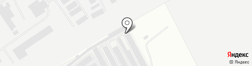 Автомат сервис на карте Нефтеюганска