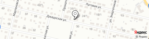 Ковчег на карте Темиртау
