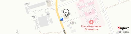 Банкомат, Казкоммерцбанк на карте Темиртау