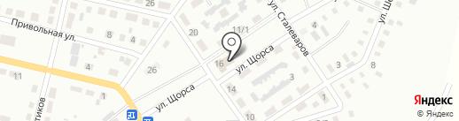 Городская баня на карте Темиртау