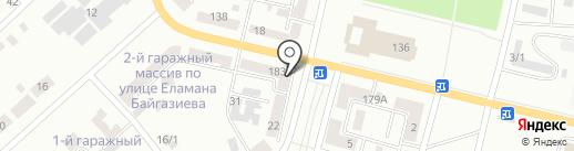 Доктор Класс на карте Темиртау