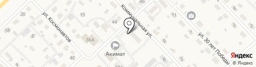 Магазин хозтоваров на карте Дубовки