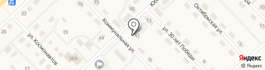 Семейная врачебная амбулатория на карте Дубовки