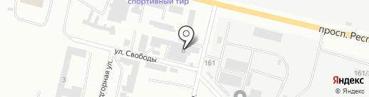 Отан, РОО на карте Темиртау