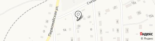 Ритуальный салон на карте Красного Яра