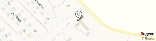 Тора 1, ТОО на карте Дубовки