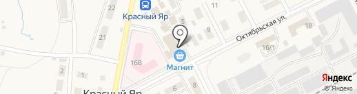 Низкоцен на карте Красного Яра