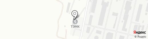Пожарная часть №23 на карте Темиртау