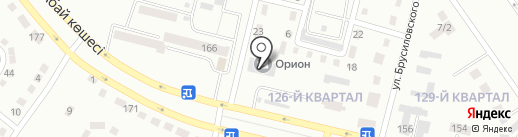 PERS INTERNATIONAL на карте Темиртау