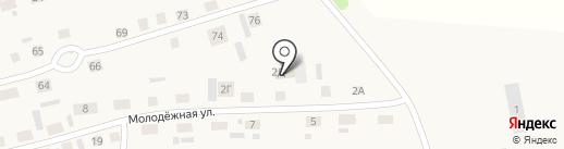 Ражин С.Н. на карте Красного Яра