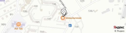 Шашлычный двор на карте Темиртау