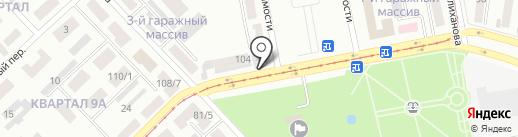 Alana на карте Темиртау