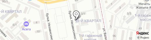 Имидж-консалтинг на карте Темиртау