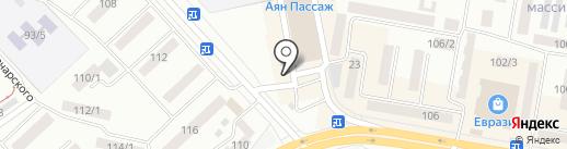 Социальный на карте Темиртау
