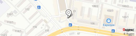 БиБигон Караганда на карте Темиртау