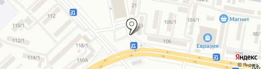 Doner Arbat на карте Темиртау