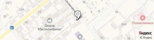 Nika на карте Актаса