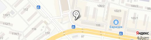 МФО Экспресс Займ, ТОО на карте Темиртау