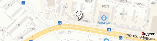 Colins, магазин на карте Темиртау