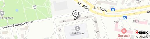 ТТМ-Авто на карте Темиртау