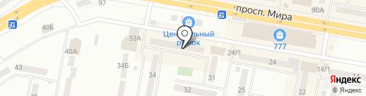 7а на карте Темиртау