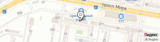 Золотая звезда на карте Темиртау