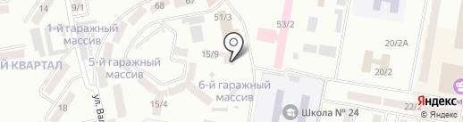 Аквалон, ТОО на карте Темиртау
